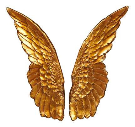 Панно Mart Gallery Крылья золотые