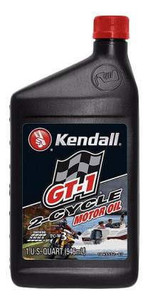 Моторное масло Kendall GT-1 2-Cycle Lubricant TC-W3 0,946л