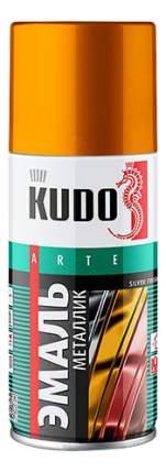 Эмаль универсальная хром KUDO ,210 мл