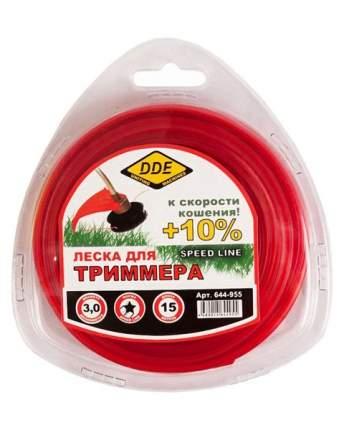Леска для триммера DDE 644-955
