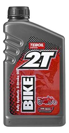Моторное масло Teboil 2T Bike 5W-40 1л