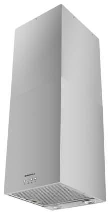 Вытяжка островная Maunfeld Bath Light Isla 35 Silver