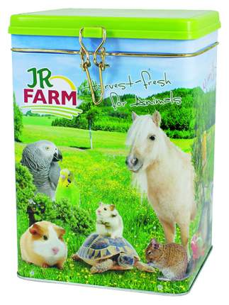 JR FARM 13249 Банка для корма