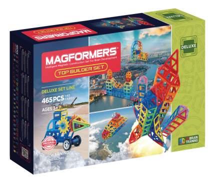 Конструктор магнитный Magformers Top Builder set