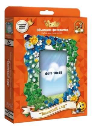 Аппликация из картона Vizzle Тенистый сад