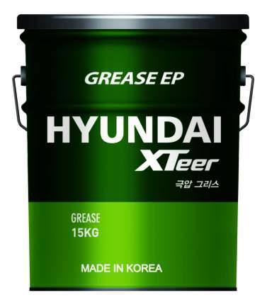Литиевая смазка HYUNDAI XTeer 15кг 2120007
