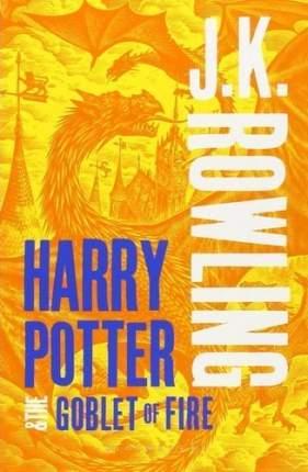 Harry Potter 4, Goblet Of Fire