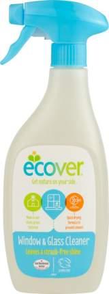 Спрей для чистки окон и стеклянных поверхностей Ecover 500 мл