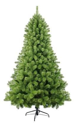Ель искусственная Царь Елка новогодняя красавица без украшений зеленая 60 см
