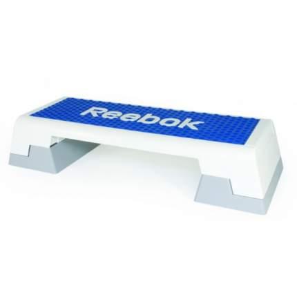Степ-платформа Reebok Step RAEL-11150BL 3 уровня синяя