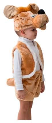 Карнавальный костюм Бока Пес Атос 995/б р.24/28 рост 116 см