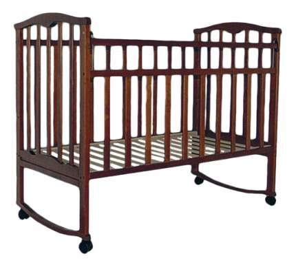 Кровать Агат Золушка-1 шоколад