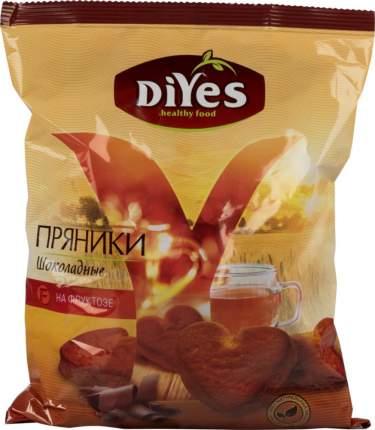 Пряники шоколадные ДиYes на фруктозе 300 г