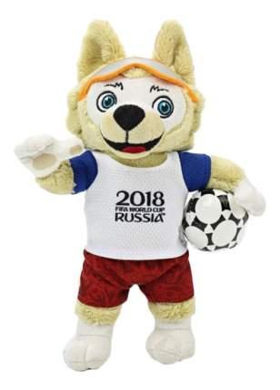 Мягкая игрушка FIFA-2018 Волк Забивака плюшевый 25 см