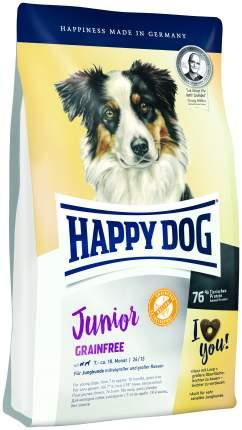 Сухой корм для щенков Happy Dog Supreme Junior GrainFree, беззерновой, птица, 1кг