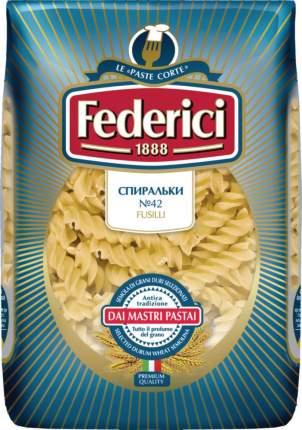 Макаронные изделия Federici fusilli спиральки 500 г