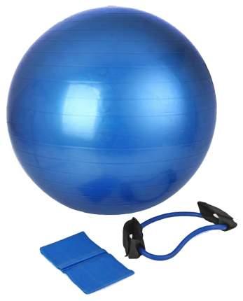 Гимнастический мяч Bradex SF 0070 голубой 55 см