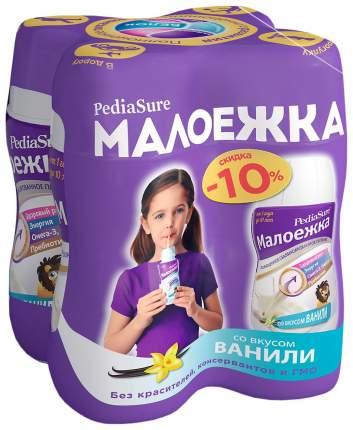 Смесь Pediasure Малоежка со вкусом ванили (с 12 мес) Multi 4 х 200 мл