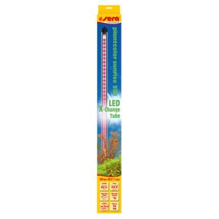 Светодиодная лампа для аквариума Sera LED Plantcolor Sunrise, 7 Вт, цоколь G13, 52 см