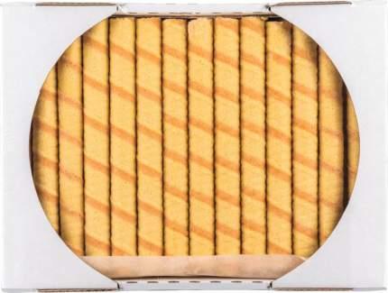 Трубочки вафельные Семейка Озби со вкусом вареной сгущенки 650 г