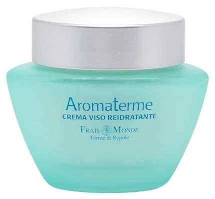 Крем для лица Frais Monde увлажняющий с маслами для нормальной и сухой кожи 50 мл