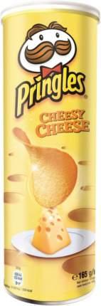 Картофельные чипсы Pringles со вкусом сыра 165 г