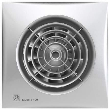 Вентилятор настенный Soler&Palau Silent-100 CRZ 03-0103-103