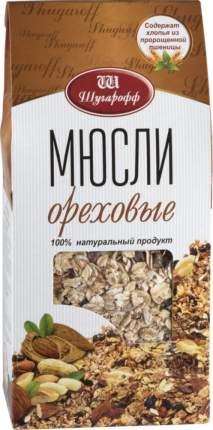 Мюсли  Шугарофф ореховые 300 г