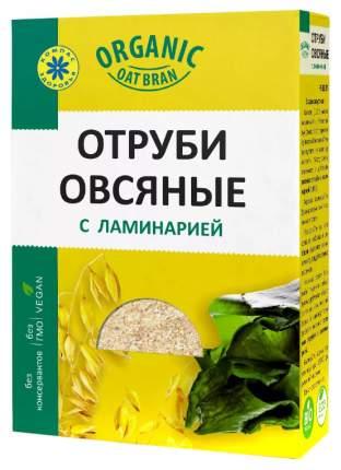 Отруби Компас Здоровья овсяные с ламинарией 200 г