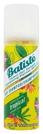 Сухой шампунь Batiste Tropical 50 мл