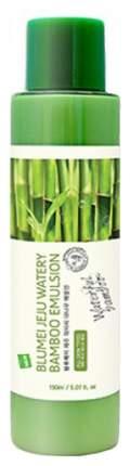 Увлажняющая гипоаллергенная эмульсия Blumei с экстрактом бамбука, 150 мл