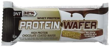 Протеиновый батончик QNT Protein Wafer 35 г шоколад