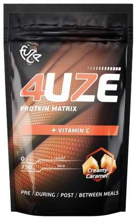 Протеин 4UZE Fuze 47% 750 г Creamy Caramel