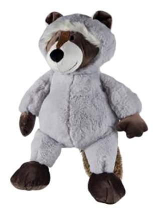 Мягкая игрушка для собак TRIXIE Racoon Енот, серый, 54 см