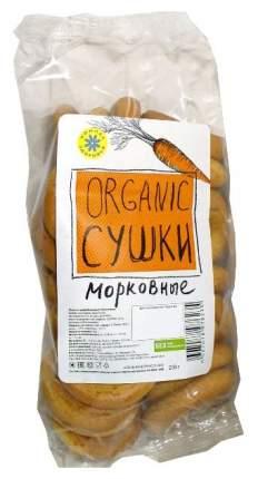 Сушки Компас Здоровья морковные 200 г