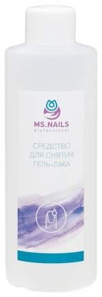 Жидкость MS Nails Для снятия гель-лака 1 л
