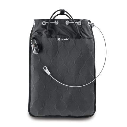 """Сумка для ноутбука 15"""" Pacsafe Travelsafe GII черная"""