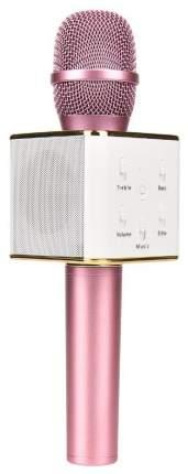 Микрофон-караоке MicGeek Q7 Розовый