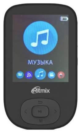 Мультимедиа плеер с поддержкой Bluetooth Ritmix RF-5100BT 4Gb Black