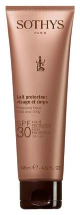 Эмульсия для лица Sothys Protective Lotion Face And Body SPF30 High Protection 125 мл