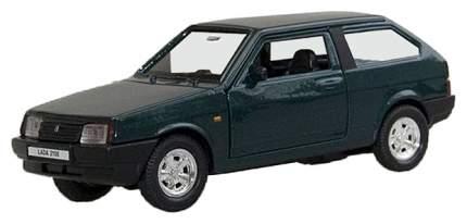 Коллекционная модель Welly Lada 2108 42377 1:34