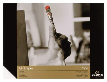 """Альбом для масла """"Rembrandt"""", 24x32 см, 10 листов"""