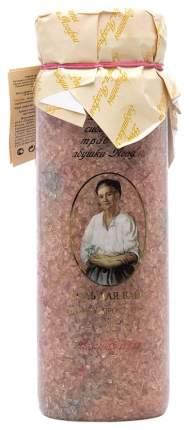 Соль для ванн Рецепты бабушки Агафьи Противопростудная С медом 800 г