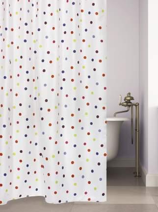 Штора для ванной BATH PLUS Fun Confetti (multi)