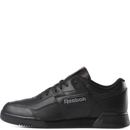 Кроссовки Reebok Workout Plus 2760, black, 45 RU