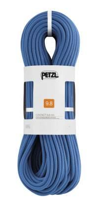 Веревка динамическая Petzl Contact 9,8 мм, синяя, 80 м
