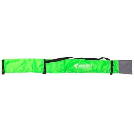 Чехол Race для фиксированных палок для скандинавской ходьбы (зеленый)
