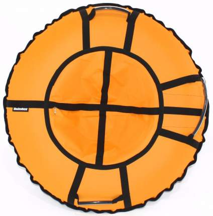 Тюбинг Hubster Хайп оранжевый 90 см