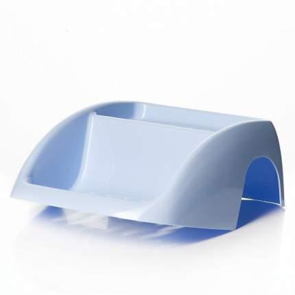 Мыльница на ванну (голубой)