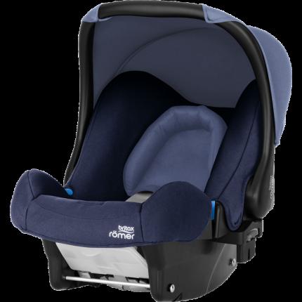 Автолюлька Britax Romer Baby-Safe цв.фиолетовый гр.0+